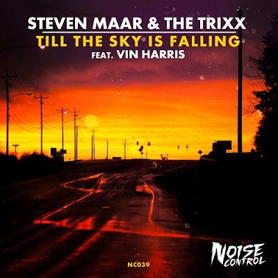 Steven Maar & The Trixx Unveil 'Till The Sky Is Falling'