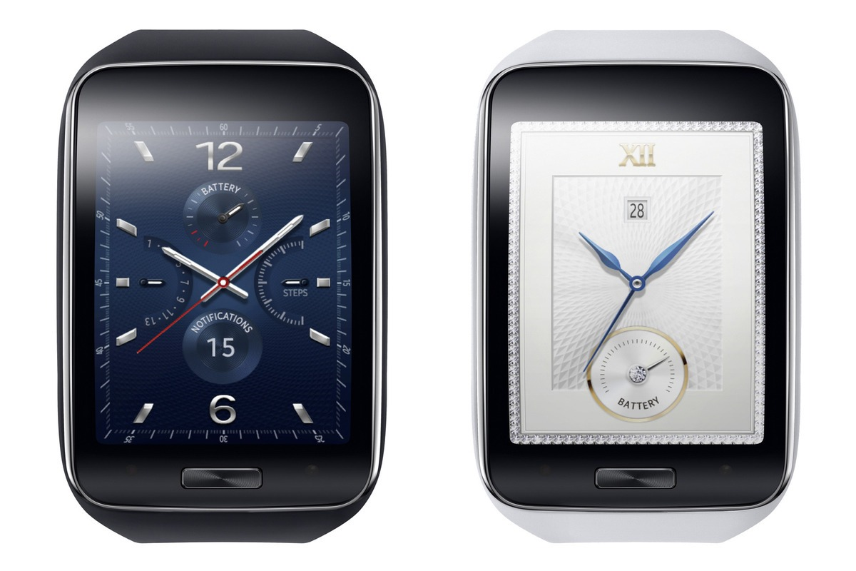 Samsung Gear S: Specs, Price and Availability
