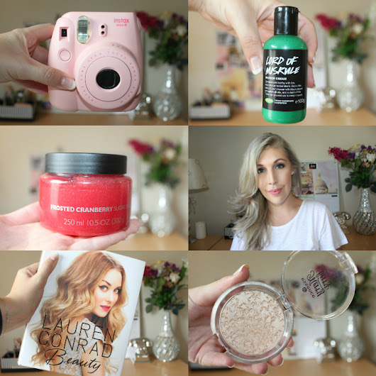 [VIDEO]: January 2016 Favourites