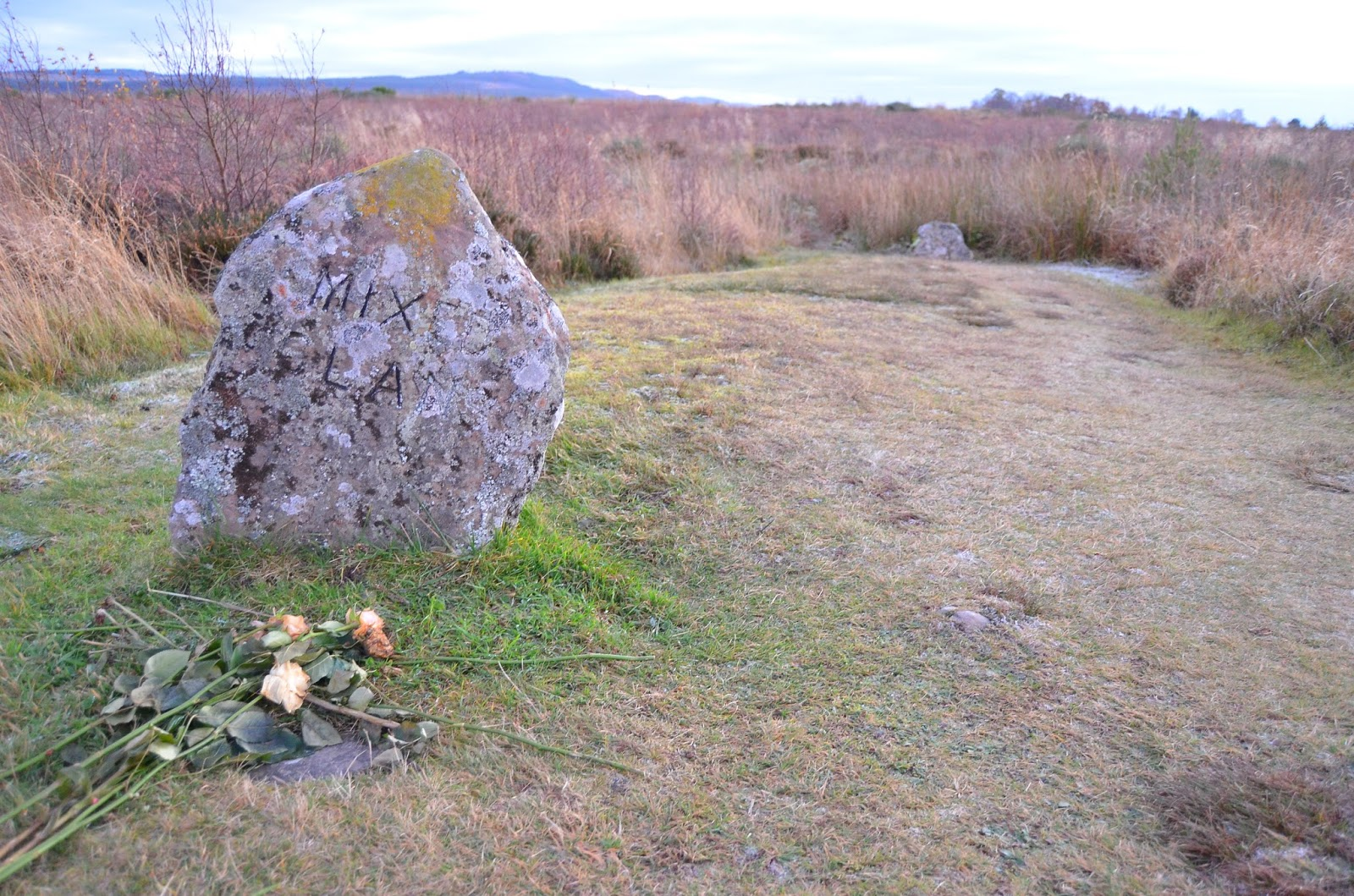 Culloden Scotland Jacobite Rebellion