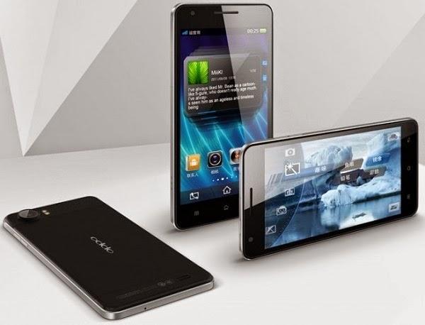 Smartphone Oppo Find 5 X990, Smartphone dengan Resolusi Layar 1080p