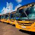 Ônibus escolares voltam a circular nesta segunda