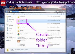 Install HTMLy 2.7.4 flat-file CMS / Blog on Win7 localhost via XAMPP ( PHP7 ) 9