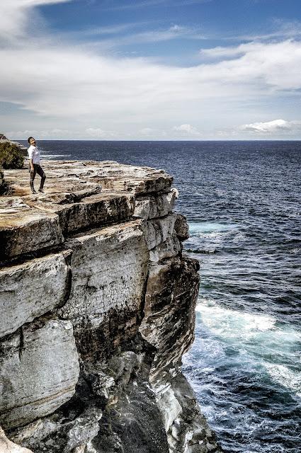 Sydney Royal national park hike