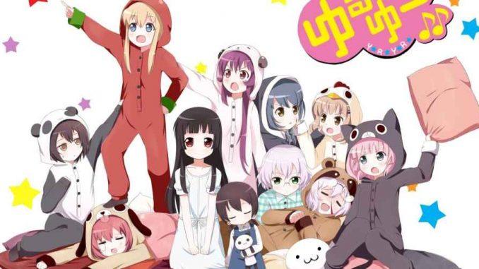 Yuru Yuri San☆Hai! BD Episode 01-12 BATCH Subtitle Indonesia