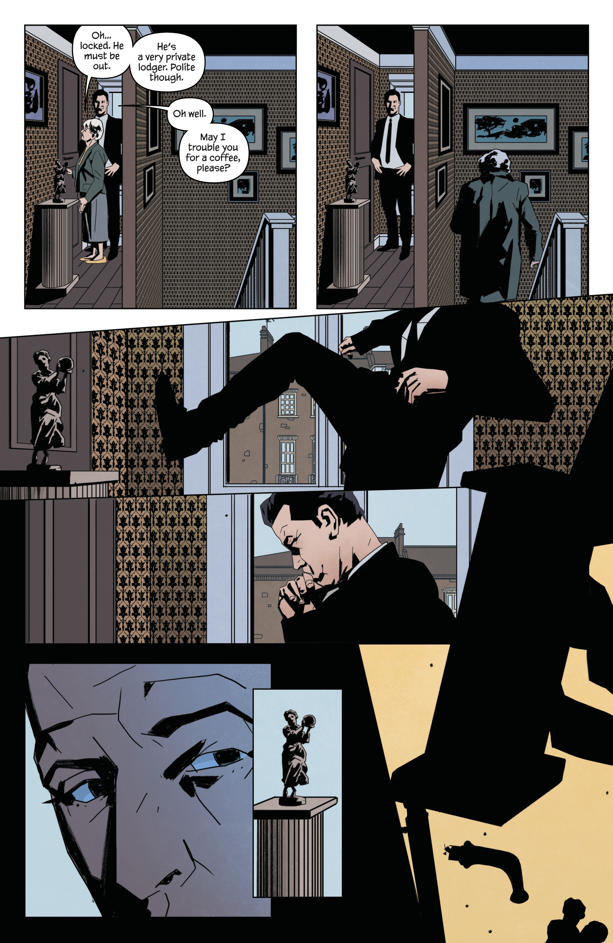 Read online James Bond: Service comic -  Issue # Full - 12