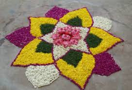 Simple Rangoli Designs For Children