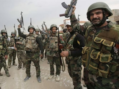 Rezim Syiah Assad Serang Idlib