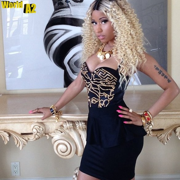 Visual da famosa Nicki Minaj 2016 10