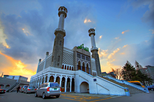 Cari Harga Tiket Pesawat Liburan ke Korea Selatan, Yuk Telusuri 5 Masjid Ini!