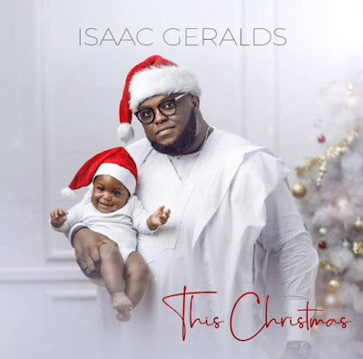 Isaac Geralds Gifts us 'This Christmas EP' (Listen)