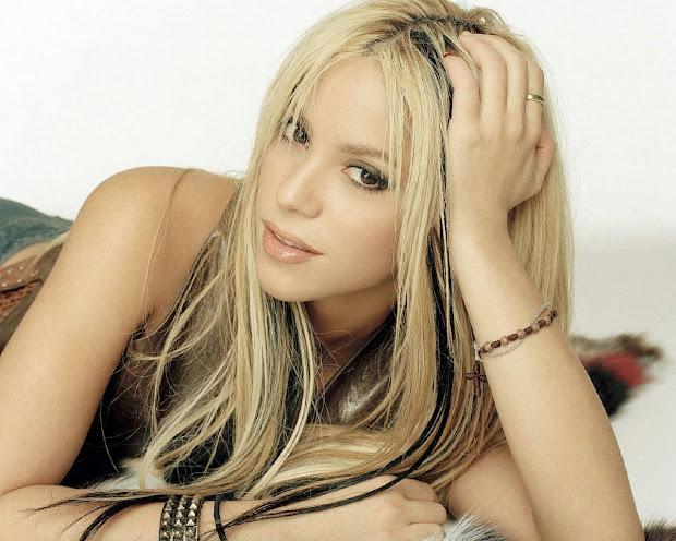 Super Hollywood Shakira Hot And 2012
