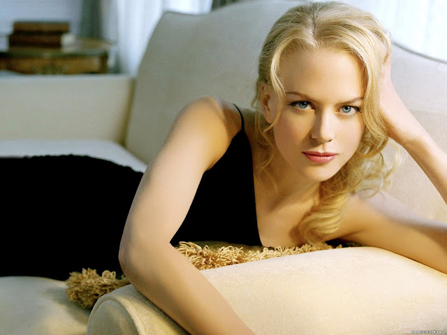 Hollywood Hot Beautiful Actress Nicole Kidman
