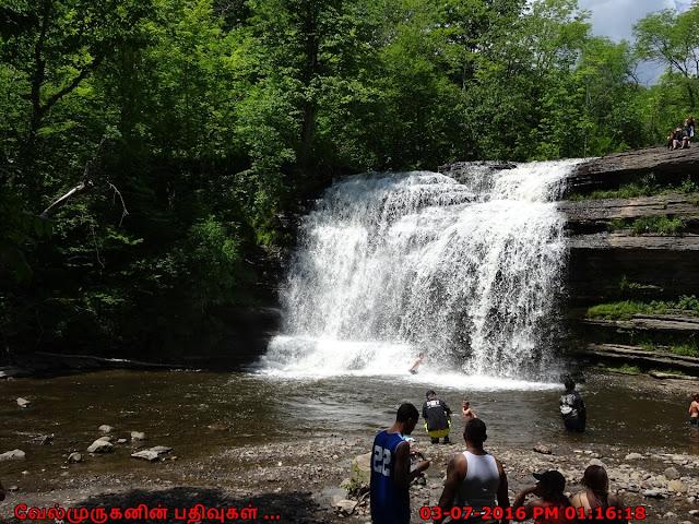 Pixley Falls State Park NY