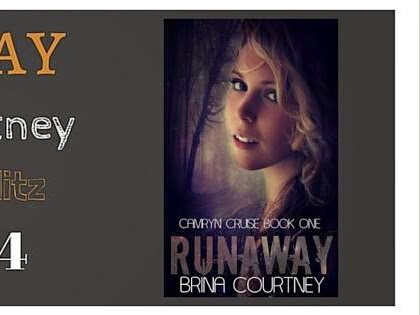 RELEASE DAY - Runaway by Brina Courtney