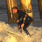 Florida Surfers Brave Winter Storm Grayson 2018