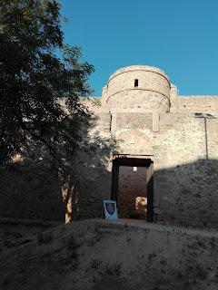 otra foto del castillo de Sanlúcar