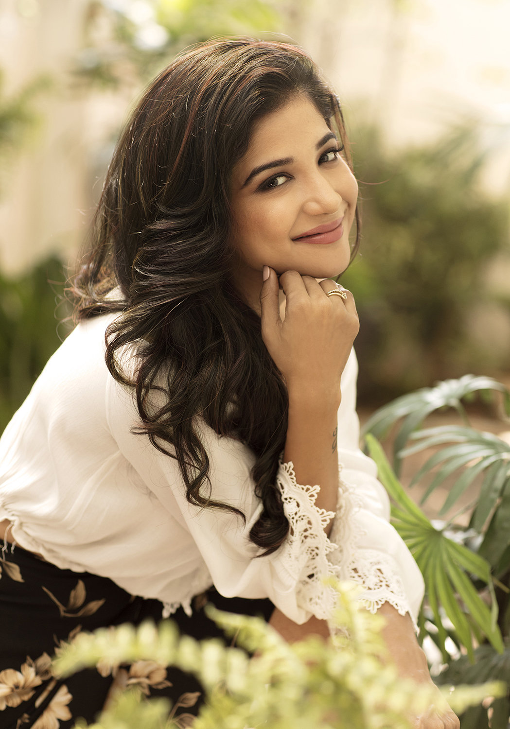 Actress Sakshi Agarwal 2018 New Photoshoot