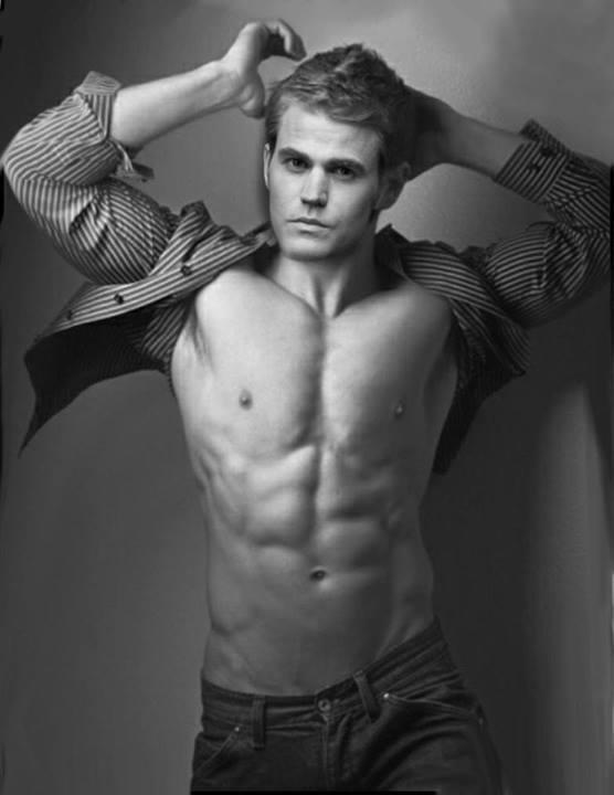 Muso da semana: Paul Wesley, o Stefan Salvatore de Vampire Diaries