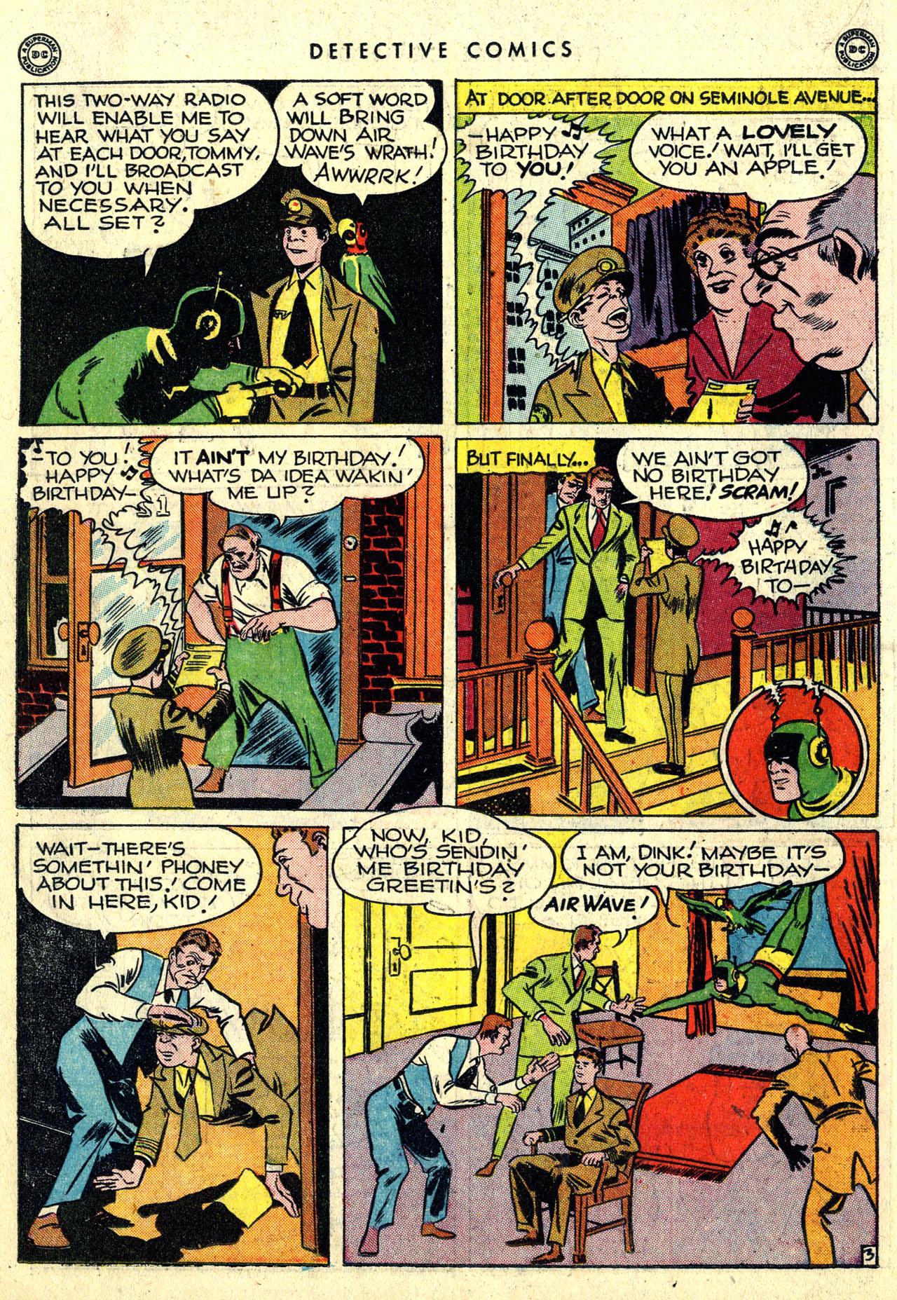Read online Detective Comics (1937) comic -  Issue #121 - 26