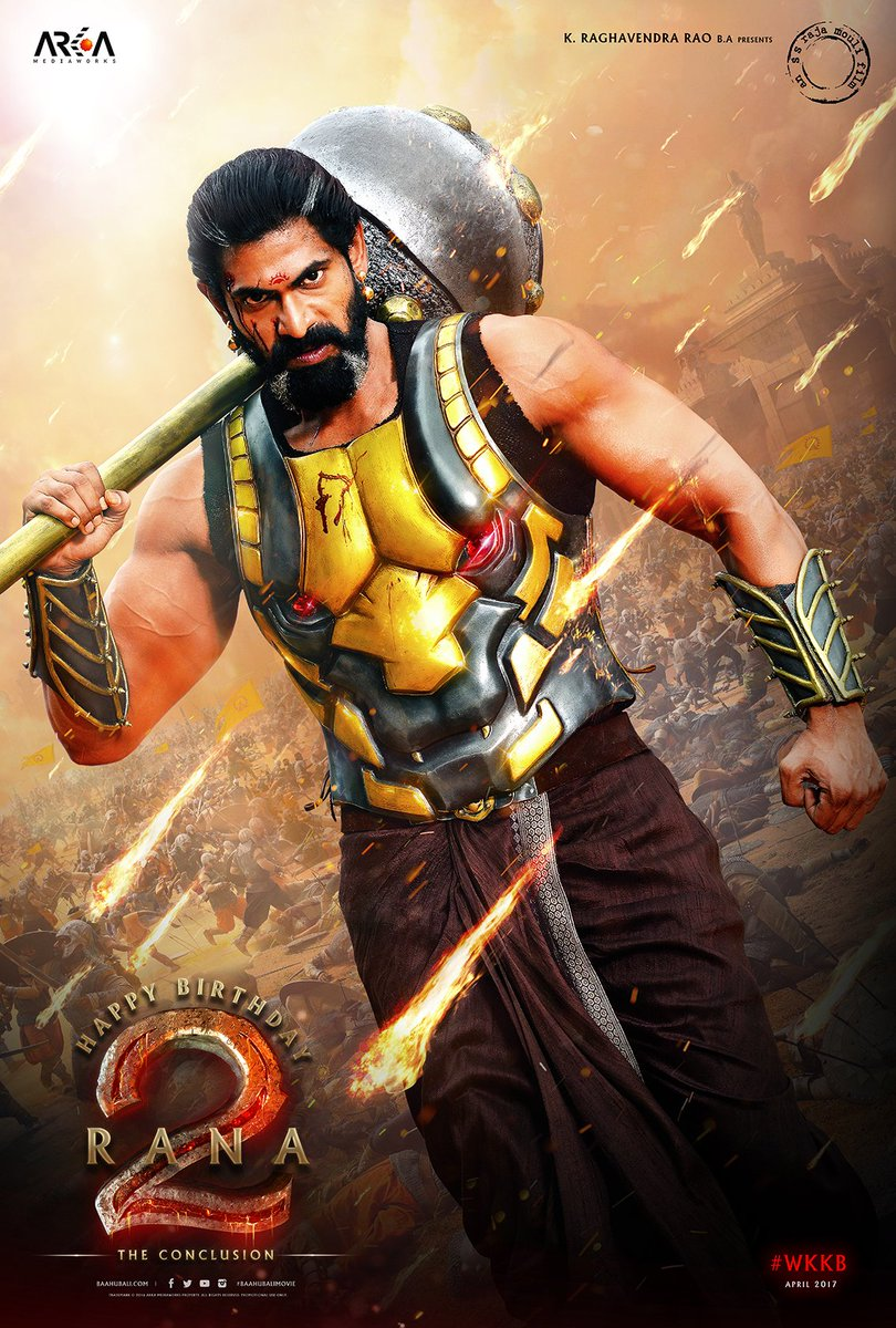 Rana Daggubati, Prabhas, Anushka Shetty, Tamannaah Next upcoming 2017 Telugu and Tamil film Baahubali: The Conclusion Wiki, Poster, Release date, Songs list wikipedia