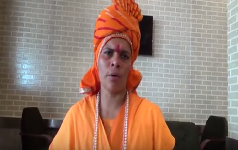 VHP leader Sadhvi Prachi has made a hate speech calling for Muslim-free India and urging boycott of Aamir Khan's Dangal.  The video seems to be a private message, recorded inside a house at an undisclosed location.   She says, the objective of making India Congress free had been achieved, so now it is time to work for a Muslim-free India. She also takes on Bollywood stars Shahrukh Khan and Aamir Khan, who had hit out against intolerance of the Hindutva brigade.