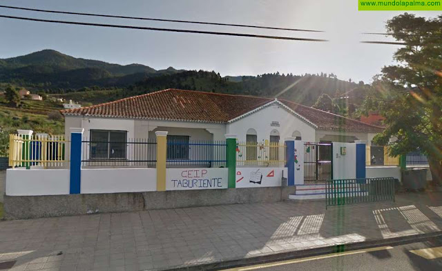El CEIP Taburiente cierra como una de las medidas de adaptación a las necesidades adoptadas por Canarias en su red de centros educativos