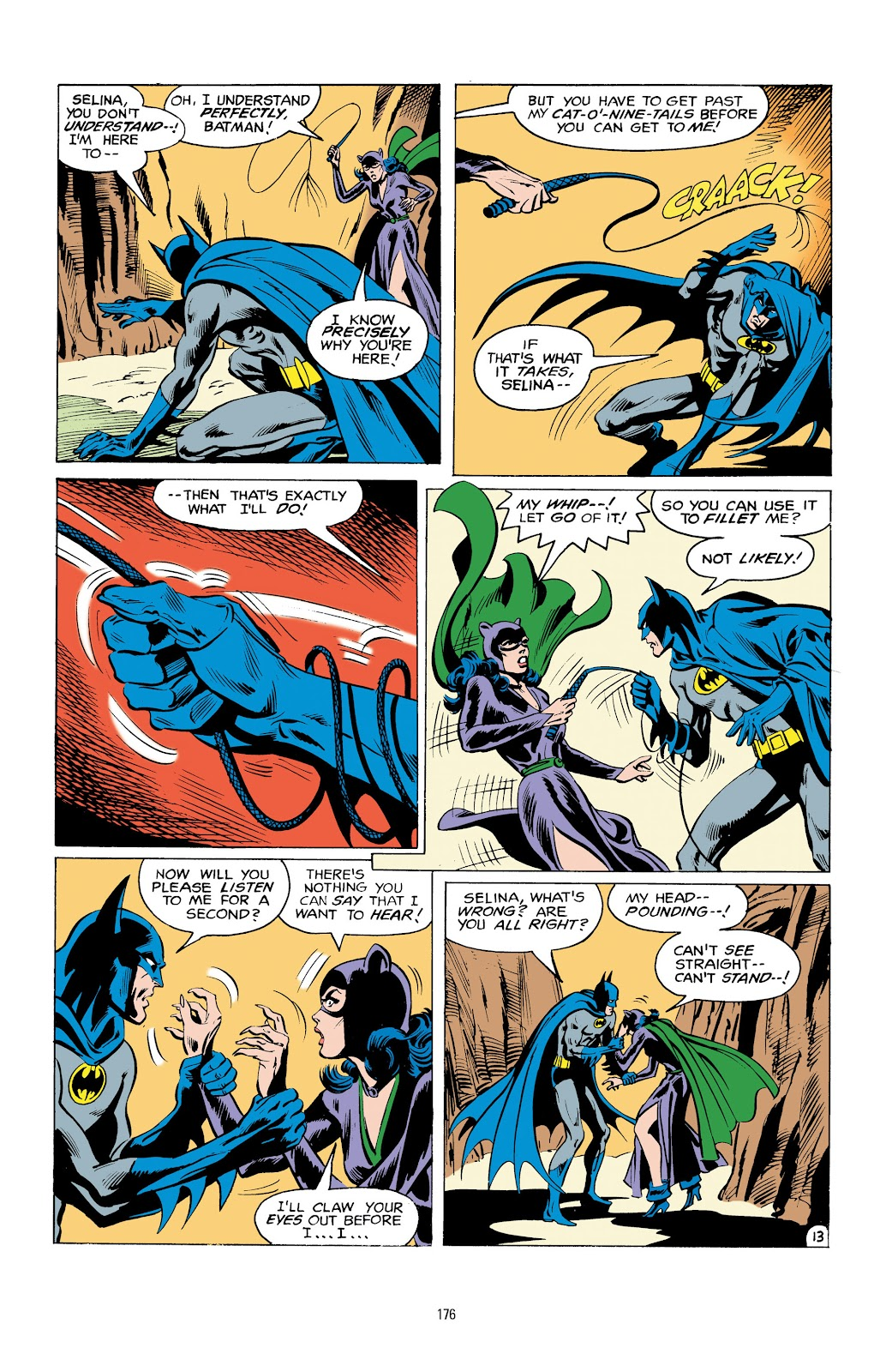 Read online Catwoman: A Celebration of 75 Years comic -  Issue # TPB (Part 2) - 77