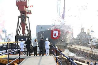 Kapal Landing Platform Dock (LPD) Peru