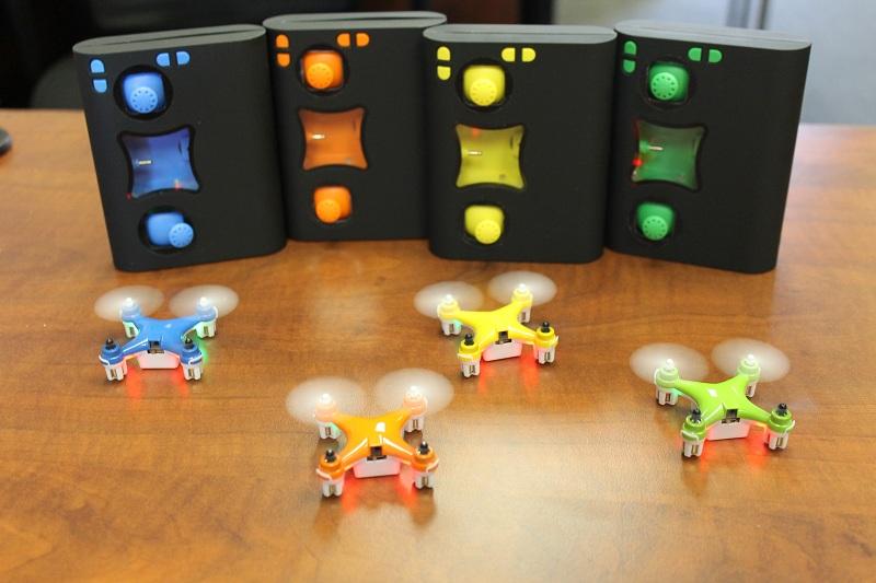Spesifikasi The Wallet Drone - Drone Terkecil Didunia ...
