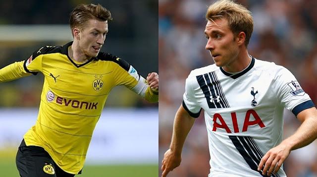 Prediksi Borussia Dortmund vs Tottenham Hotspur Liga Champions