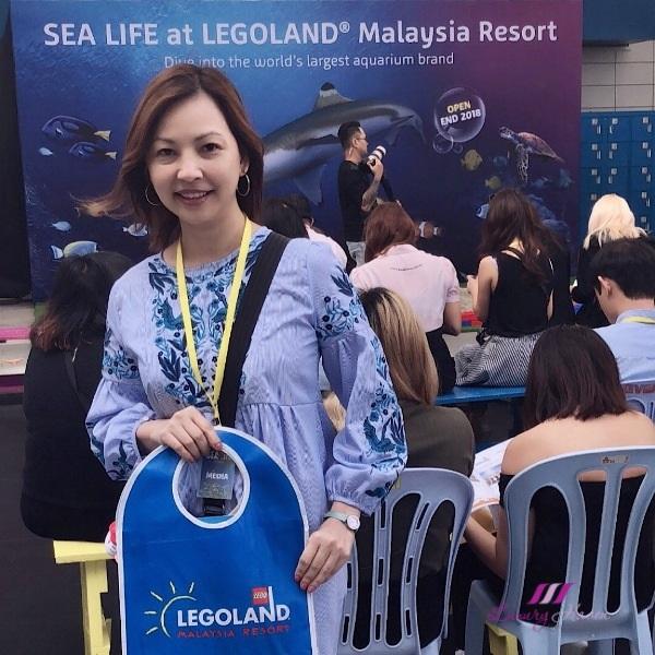 singapore travel blogger sea life malaysia media event