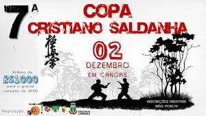 7ª Copa Cristiano Saldanha de Karate