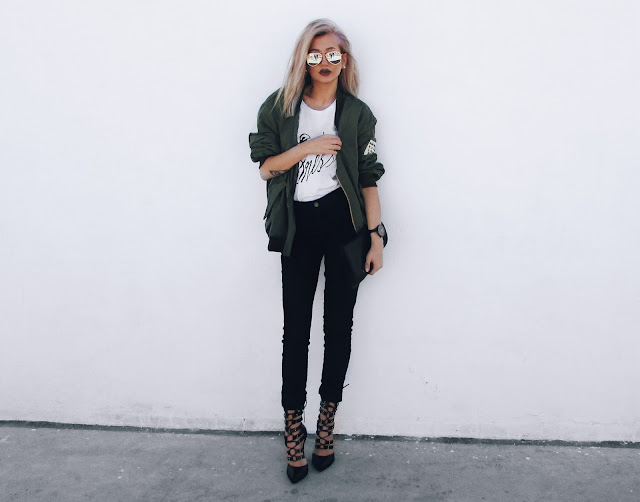 bomber jacket pinterest
