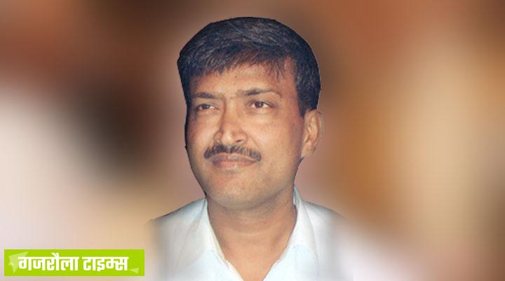 अरविन्द पालिकाध्यक्ष की दावेदारी को तैयार
