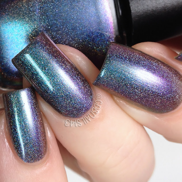 Lollipop Posse Lacquer-Threaten Me With Life
