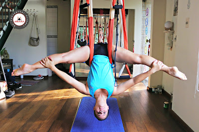 aeroyoga, acrobatico, aerial yoga, acro, acrobatic, yoga, pilates, fitness, acrobacia, danza, aerea, yoga aereo, fly, flying, gravity, gravedad, gimnsai, anti, age