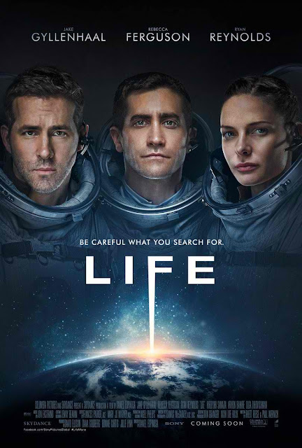 Scifi Film Life - Poster Leads