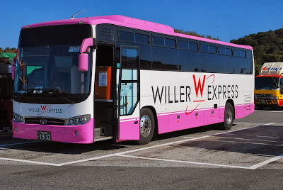Willer Express Highway Bus, Japan