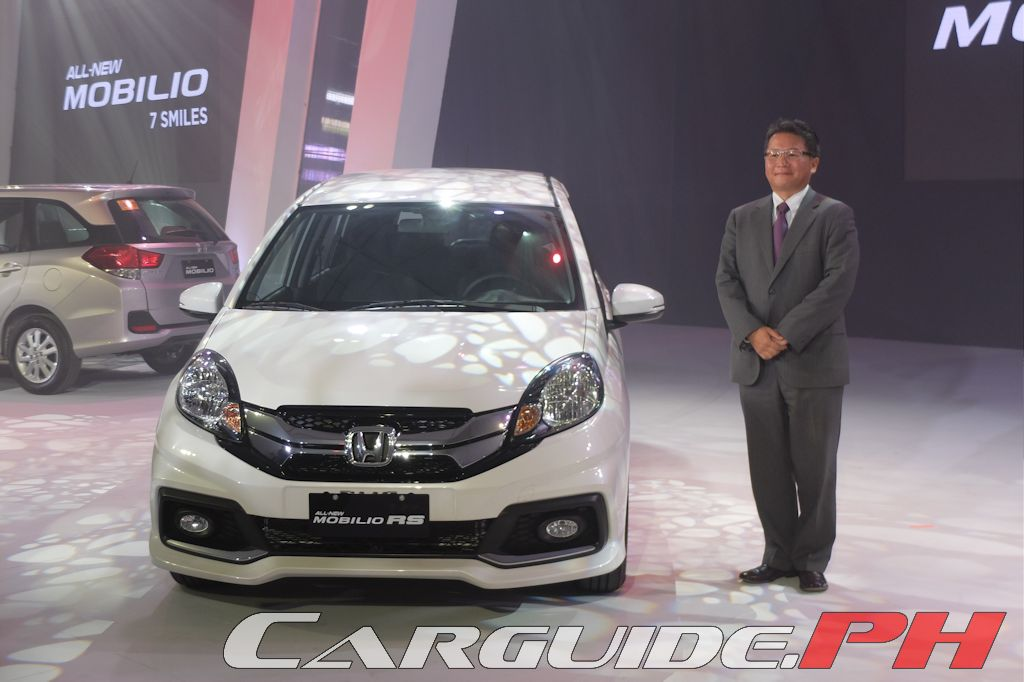 Updated Upping The Game Honda Launches Mobilio For Philippines W