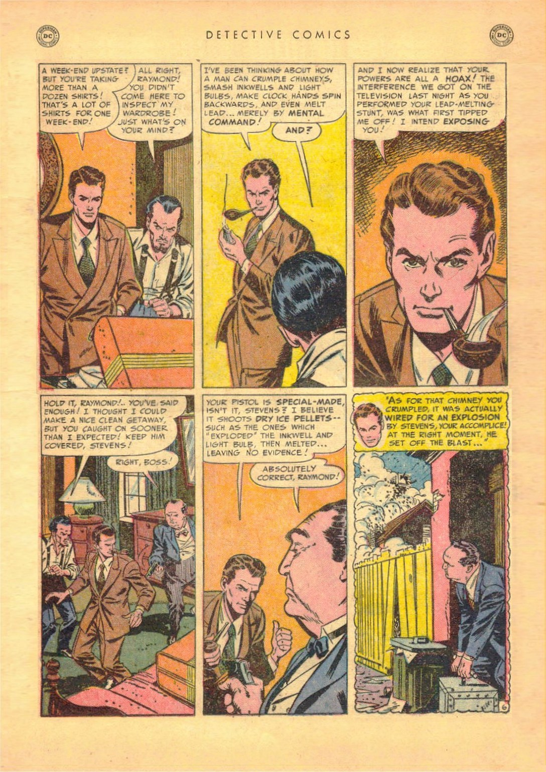 Detective Comics (1937) 161 Page 21