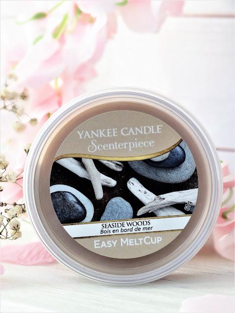 avis Seaside Woods - Bois en Bord de Mer de Yankee Candle, Seaside Woods Yankee Candle review