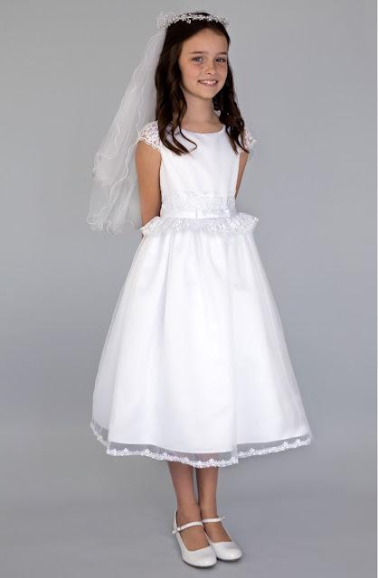 vestidos de primera comunion para senoritas