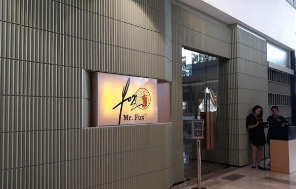 Restoran dan Bar Keren dengan Live Music dan DJ Datanglah Ke Mr. Fox