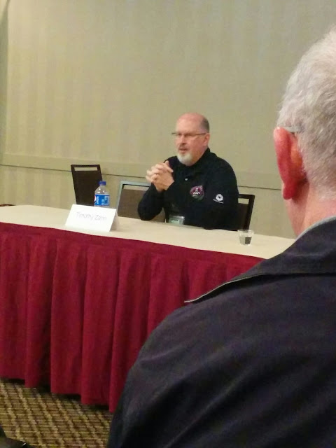 OryCon 39: Timothy Zahn Talks To the Fans