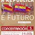 📣 Concentración 'A República e o futuro' | 5dic