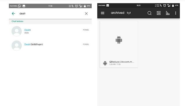Cara mengirim aplikasi android melalui Whatsapp 3