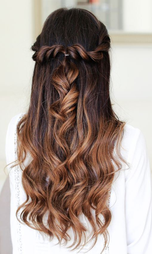 cool braid hairstyle for this summer