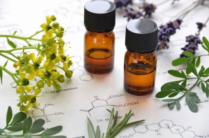 Remedios con aceites esenciales
