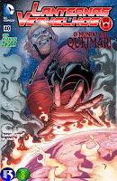 Os Novos 52! Lanternas Vermelhos #40